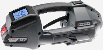 Signode BXT3 Battery Operated Strapping Hand Tool